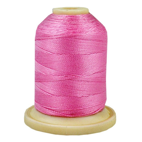 Robison-Anton 25wt Cotton in Pink Bazaar, 400yd Spool