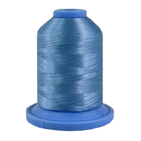 Robison-Anton Polyester in Baby Blue, 1100yd Spool