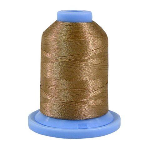 Robison-Anton Polyester in Beige, 1100yd Spool