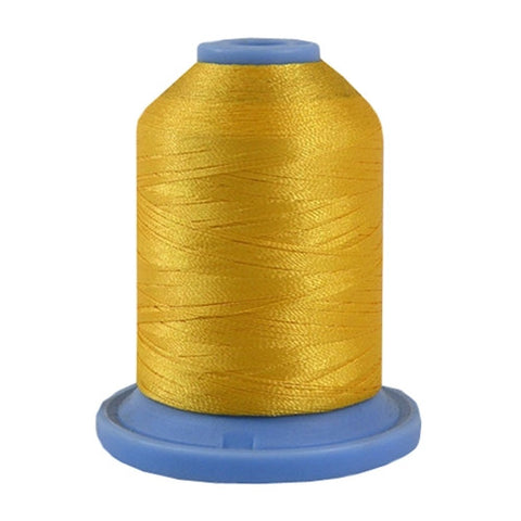 Robison-Anton Polyester in Canary, 1100yd Spool
