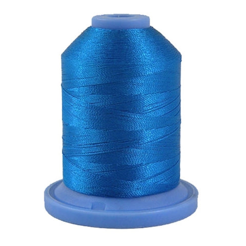 Robison-Anton Polyester in California Blue, 1100yd
