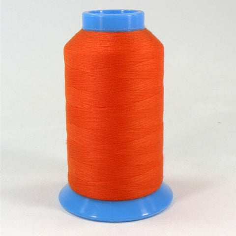 Robison-Anton Super Serger in Orange, 2300yd Spool