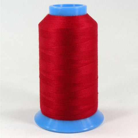 Robison-Anton Super Serger in Red, 2300yd Spool