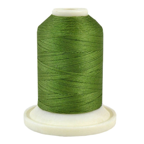 Thimbleberries 50wt Cotton in New Grass, 500yd Spool