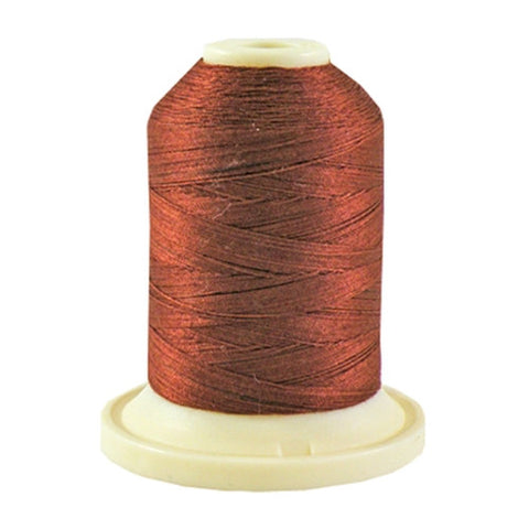 Thimbleberries 50wt Cotton in Baked Pumpkin, 500yd