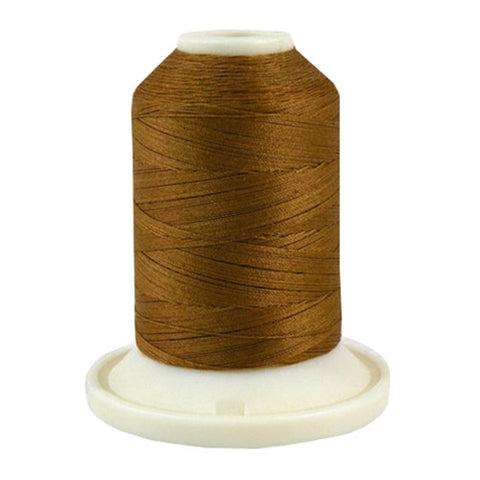 Thimbleberries 50wt Cotton in Tarnished Gold, 500yd