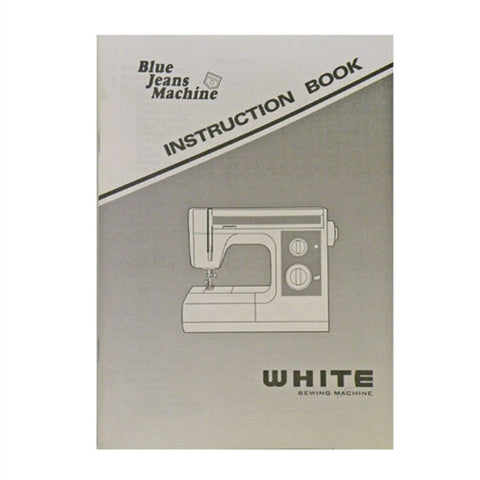 Instruction Book White 1577