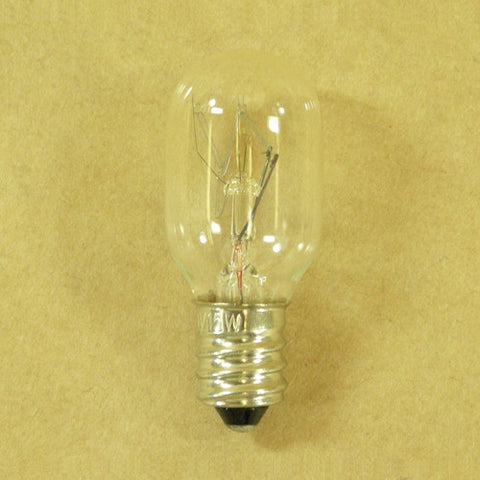 "Bulb 15 watt, 7/16""  Screw-in for Huskylock 905, 234D,"