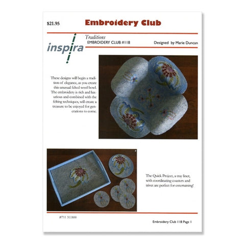 Traditions Embroidery Club Disk #118