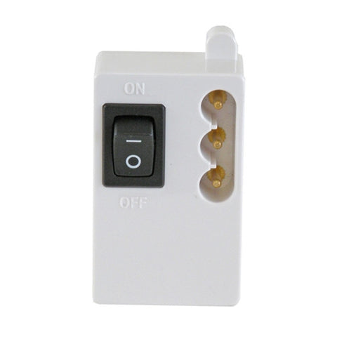 Receptacle with Switch Huskystar 207, 215, 219