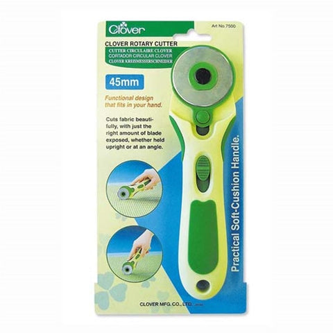Clover 45mm Soft Cushion Rotary Cutter