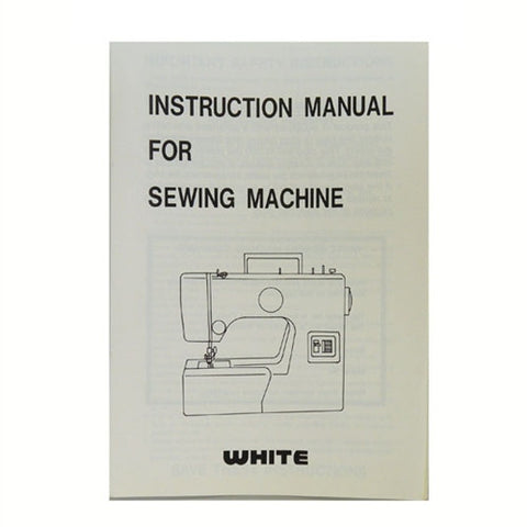Instruction Book White 1515
