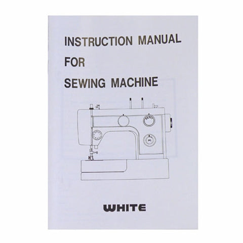 Instruction Book White 1760