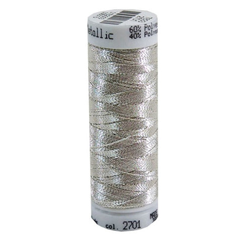 Mettler Metallic in Multicolor I, 110yd Spool