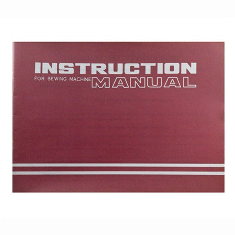 Instruction Book White 1411
