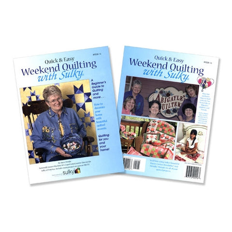 Quick & Easy Weekend Quilting Book by Joyce Drexler