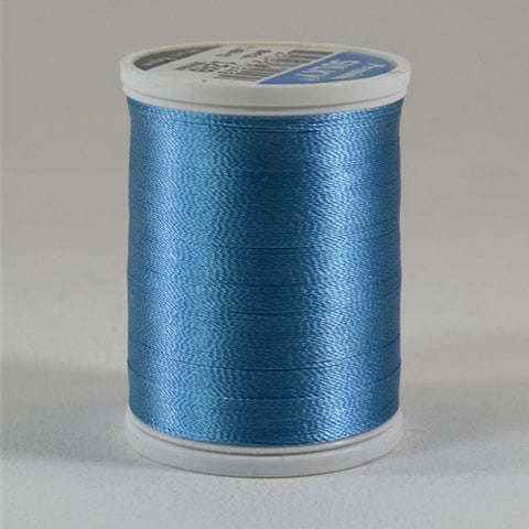 Sulky 40wt Rayon in Cornflower Blue, 850yd Spool