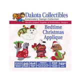 Dakota Collectibles Bedtime Christmas Embroidery Design