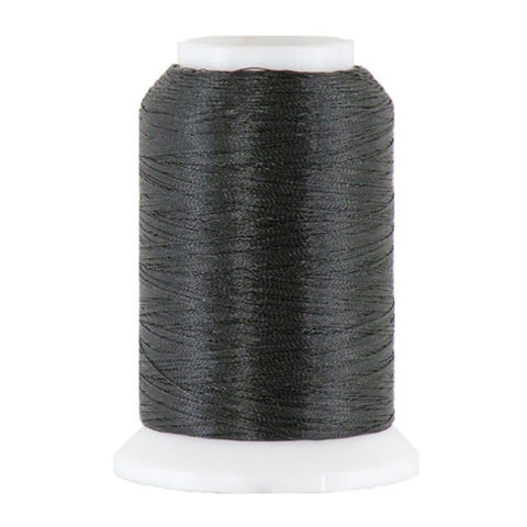 Artistic 40/2 Metallic Thread in Black, 1000yd