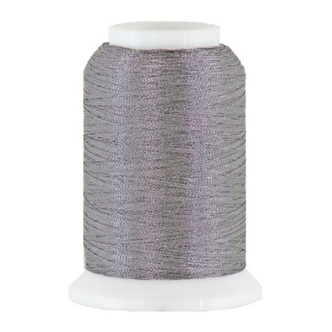 Artistic 40/2 Metallic Thread in Gunmetal, 1000yd