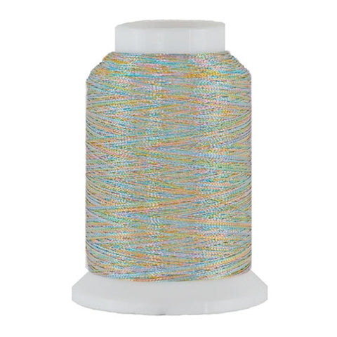 Artistic S/N Metallic Thread in Rainbow, 1000yd