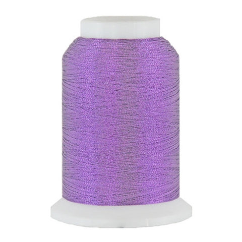 Artistic 40/2 Metallic Thread in Violet, 1000yd