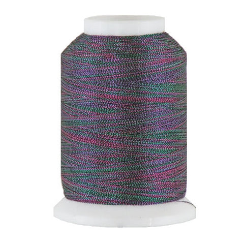Artistic S/N Metallic Thread in Midnight Plum, 1000yd