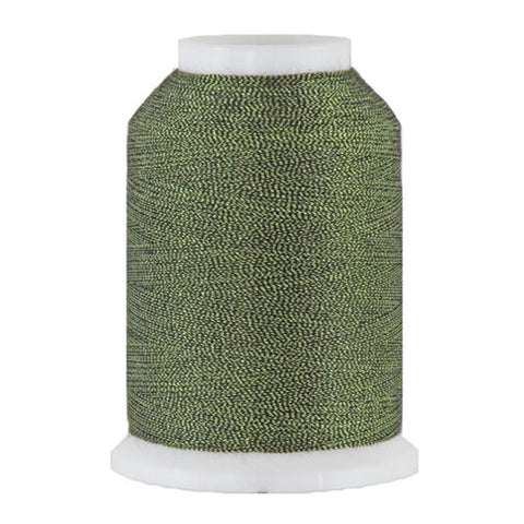 Artistic S/N Metallic Thread in Midnight Green, 1000yd