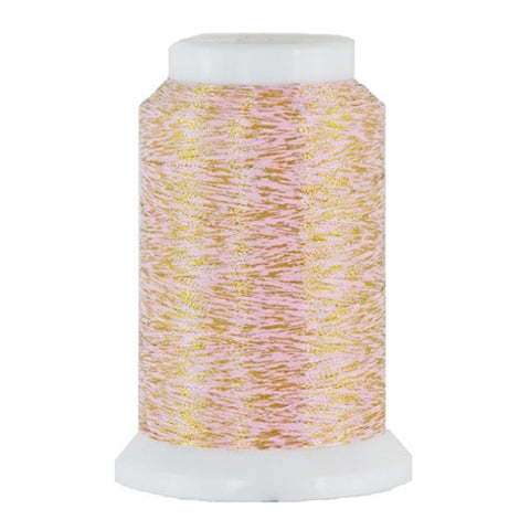 Artistic Kimono Metallic Thread in Rose, 1000yd