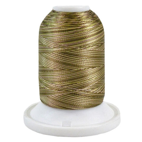 Robison-Anton 40wt Rayon in 3CC Earth, 700yd Spool
