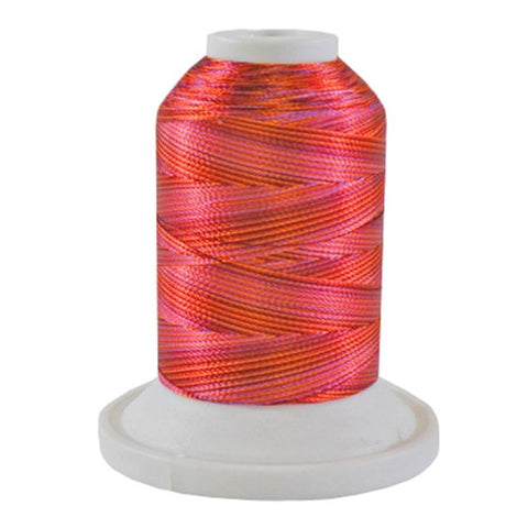 Robison-Anton 40wt Rayon in 4CC Sunset, 700yd Spool