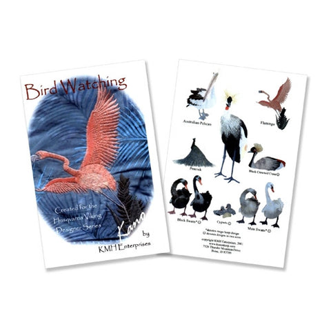 Bird Watching Design CD by KMH Enterprises