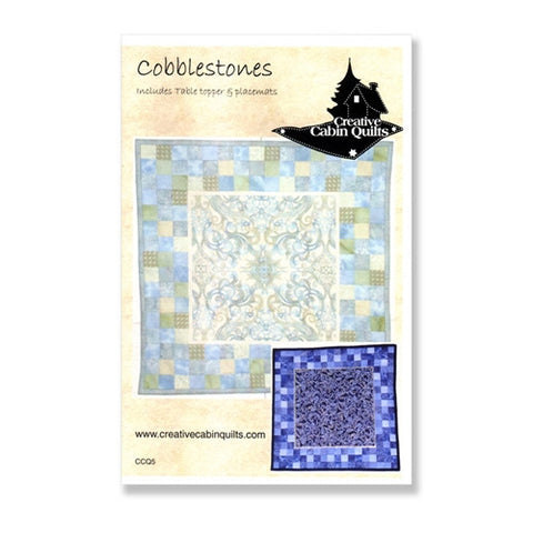 Cobblestones by Creative Cabin Quilts