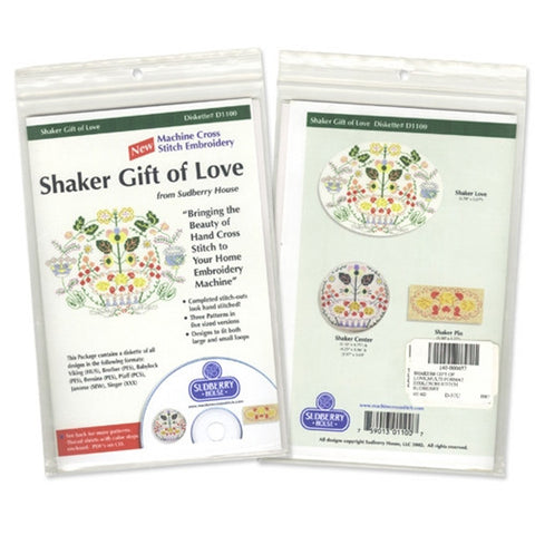 Shaker Gift of Love CD by Sudberry House
