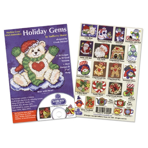 Holiday Gems CD by Sudberry House