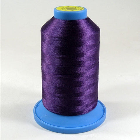 Robison-Anton Polyester in Purple, 5500yd Spool