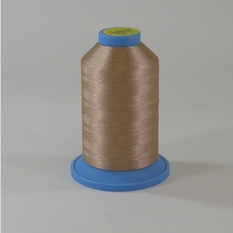 Robison-Anton Polyester in Tan, 5500yd Spool