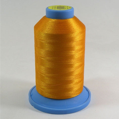 Robison-Anton Polyester in Merit Gold, 5500yd Spool