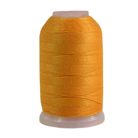 YLI Jean Stitch in Topaz Gold, 200yd Spool
