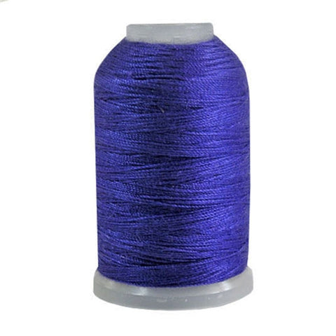 YLI Jean Stitch in Purple, 200yd Spool