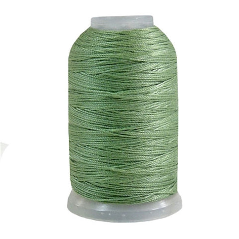 YLI Jean Stitch in Soft Green, 200yd Spool