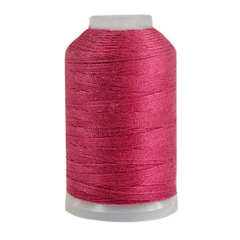 YLI Jean Stitch in Mauve, 200yd Spool