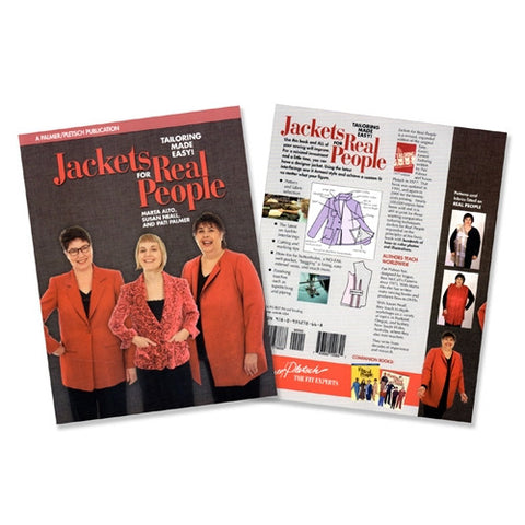 Jackets for Real People Book by Palmer & Pletsch