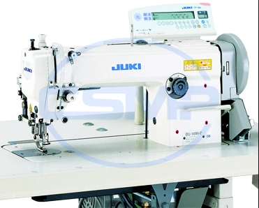 Juki DU-140 1-needle, Top and Bottom-feed, Lockstitch Machine
