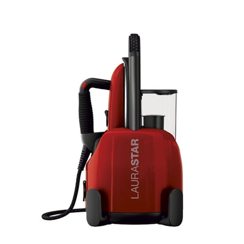 Laurastar Lift Steam Generator in Original Red