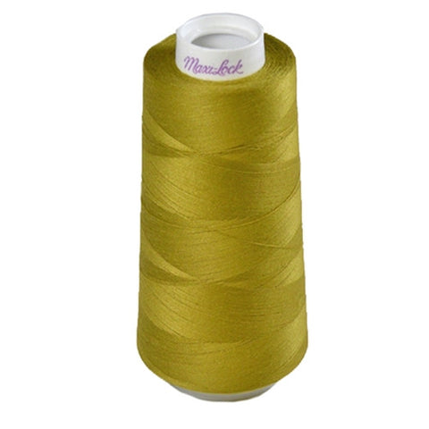 Maxilock Serger Thread in Brass, 3000yd Spool