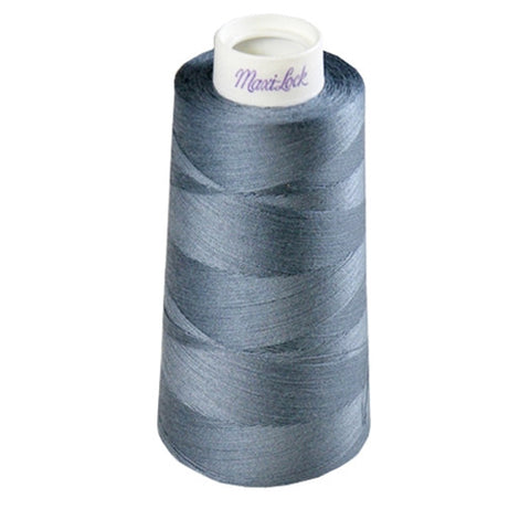 Maxilock Serger Thread in Miniature Blue, 3000yd Spool