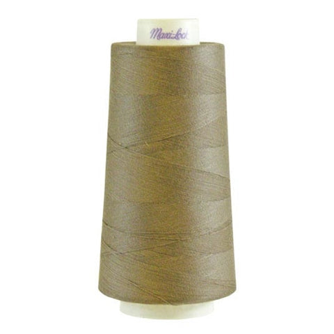 Maxilock Serger Thread in Beige Taupe, 3000yd Spool