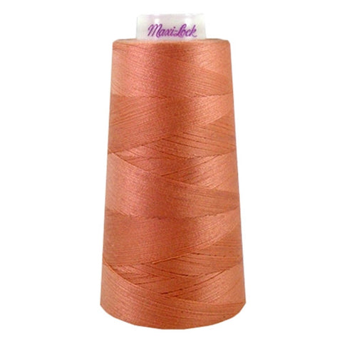 Maxilock Serger Thread in Tea Rose, 3000yd Spool