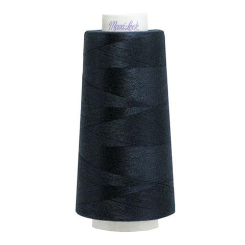 Maxilock Serger Thread in Navy, 3000yd Spool